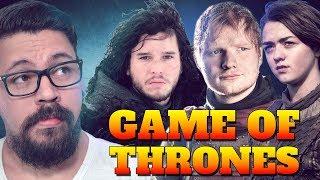 Game of Thrones é uma série de tv fechada, exibida no canal HBO. Atualmente a série se encontra em sua 7ª temporada, tendo...