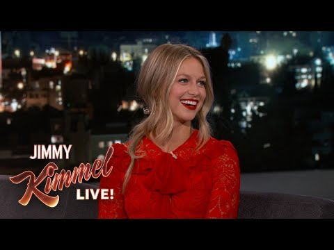 Melissa Benoist Reveals Best Part About Playing Supergirl