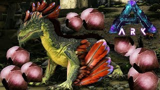 SUPER VEEL RED GEMS GEVONDEN!? - ARK Aberration #9