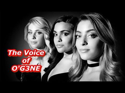 The Voice of O'G3NE