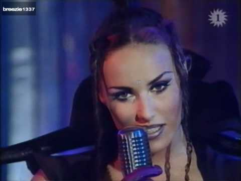 Zohra - Zohra - I hate 2 love U Live in de muziekdoos Bron: TV1 (VHS)