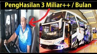 Video 3 Miliar Perbulan | Sejarah & Kisah Sukses BUS Haryanto MP3, 3GP, MP4, WEBM, AVI, FLV Agustus 2018