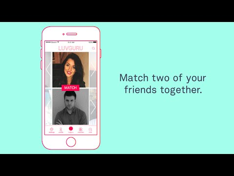 VIDEO: Like meddling in your single friends love lives? There's an (Irish) app for that