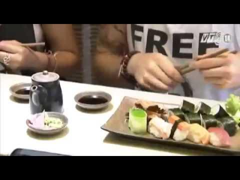 Món Lươn Nhật Bản - Món Ngon Cho Giới Trẻ