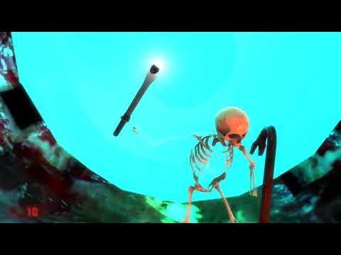 Garry's mod Внутри организма человека (видео)