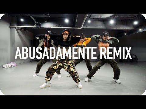 Abusadamente Remix - MC Gustta e MC DG / May J Lee Choreography - Thời lượng: 3 phút, 12 giây.