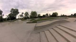 """Video Saginaw Michigan Skatepark """"sk8parkatlas"""" MP3, 3GP, MP4, WEBM, AVI, FLV Oktober 2017"""
