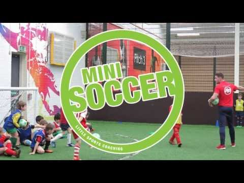 ★ MINI SOCCER SESSIONS with Little Sports Coaching ★
