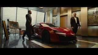 Nonton FAST & FURIOUS 7 - El Lykan Hypersport Film Subtitle Indonesia Streaming Movie Download