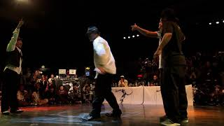 BOOGIE NATION (Masao & Ryuzy) vs Co-thkoo (Gucchon & Kei) – JUSTE DEBOUT TOKYO 2019 POPPING FINAL