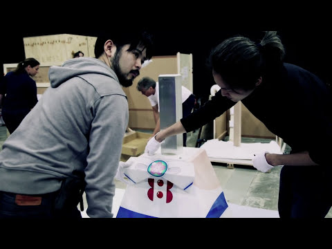 0 Qatar Museum Authority   Takashi Murakami EGO Exhibition | Behind The Scenes Video