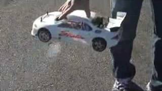 Nitro And Electric Rc Car Race