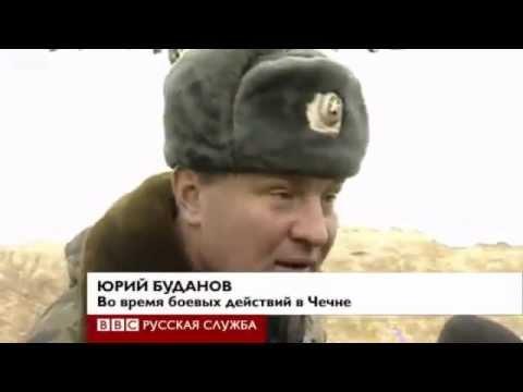 Ю.Буданов поздравляет чеченцев с Рождеством