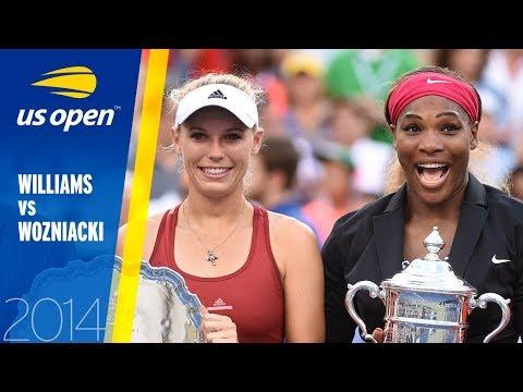 Serena Williams vs Caroline Wozniacki Full Match | US Open 2014 Final