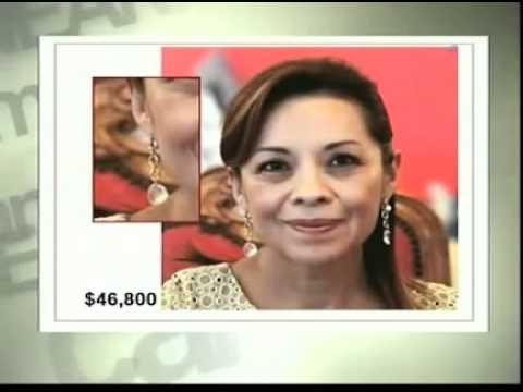 Los lujos de Josefina Vázquez Mota
