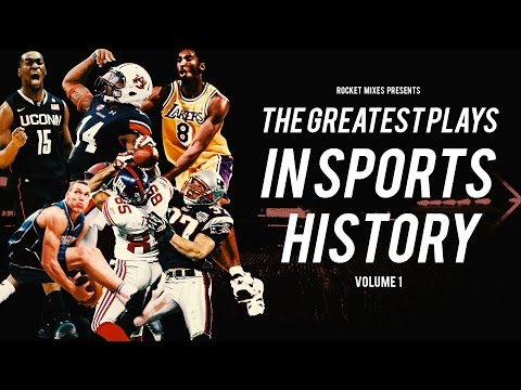 Greatest Sports Moments/Highlights of All Time  (Volume 1)