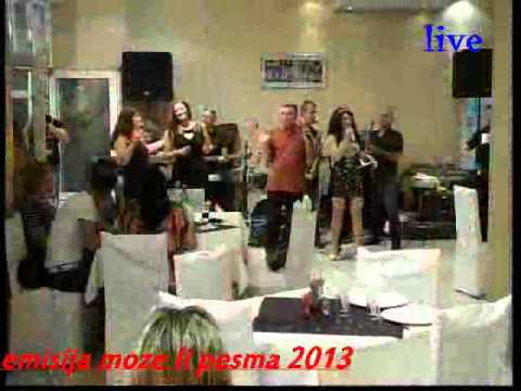 Zika Cvetkovic & Biljana Krstic &  Dragana Djordjevic & Or CIMERI  Moze li pesma2013 3