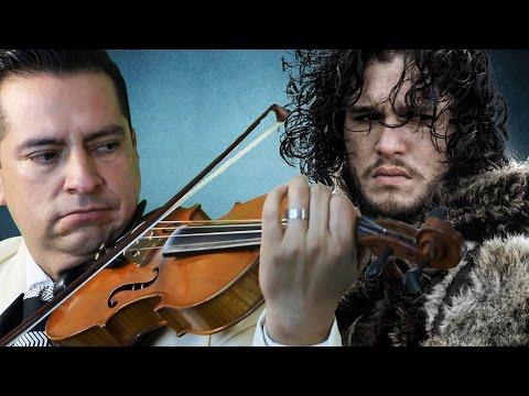 La melodía de 'Juego de Tronos' entonada por mariachis