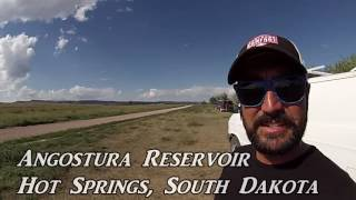 Hot Springs (SD) United States  city pictures gallery : Vanlife Leaving the Black Hills to Hot Springs, South Dakota