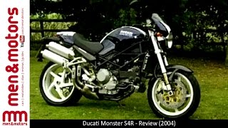 9. Ducati Monster S4R - Review (2004)
