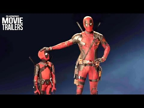 """DEADPOOL 2 """"Mini Deadpool"""" IMAX PSA NEW (2018) - Marvel Superhero Movie"""
