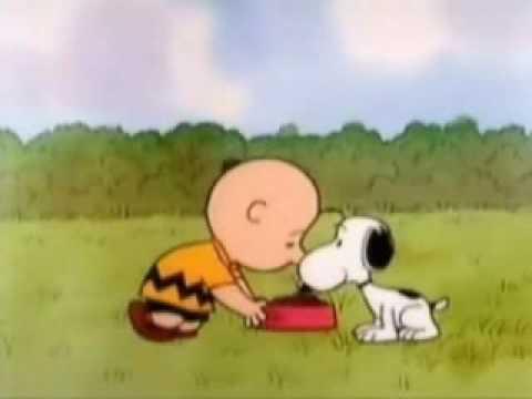 Charlie Brown y Snoopy (Por su aniversario 62)