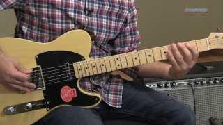 Download Lagu Fender Classic Player Baja Telecaster Guitar Demo - Sweetwater Sound Mp3