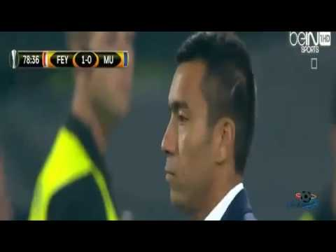 Feyenoord vs Manchester United 1 0 All Goals and Highlights Europa League 2016