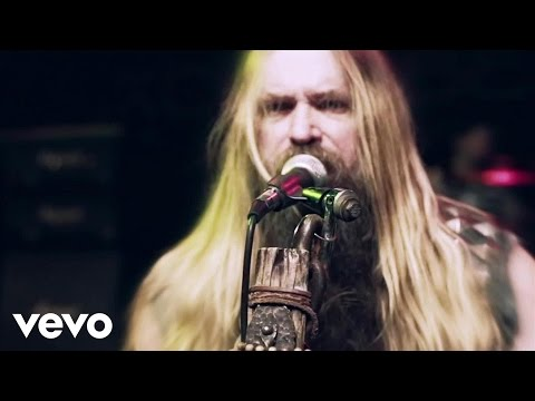 Black Label Society - My Dying Time [MV]