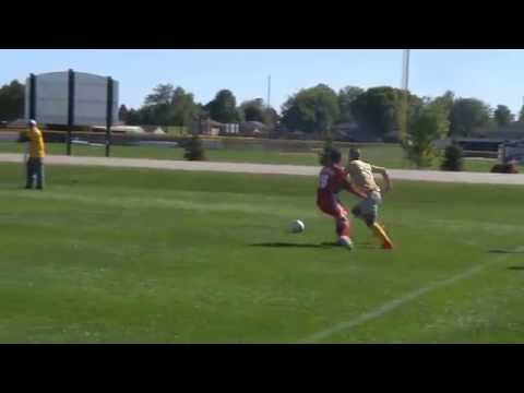 Video Highlights: Men's Soccer vs. Northeast (10/3/2015) W, 1-0
