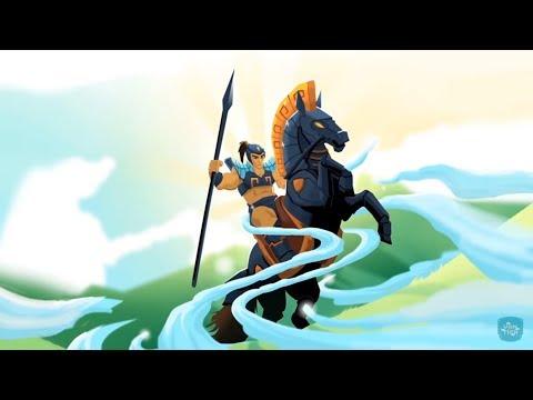 [Thần thoại sử Việt] - Truyền thuyết Thánh Gióng - Thời lượng: 5:43.