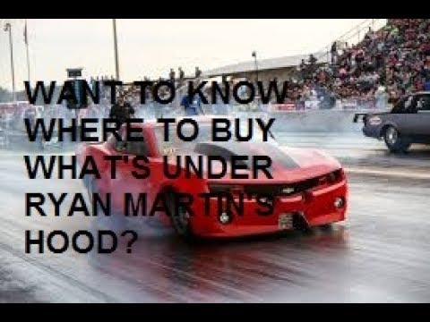 WHERE TO BUY STREET OUTLAWS MOTORS AND MORE