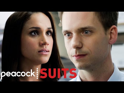 Rachel Finds Out That Mike Is A Fraud | Suits