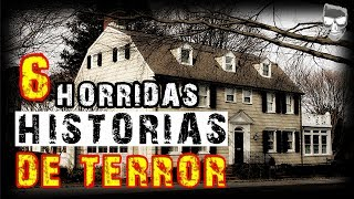 Video 6 HÓRRIDAS HISTORIAS DE TERROR | COLABORANDO CON GUERRERO DE LUZ VIDEOS DE TERROR 2018 MP3, 3GP, MP4, WEBM, AVI, FLV Juni 2019