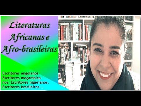 Literaturas Africanas e Afro-brasileiras   Especial CCL #023