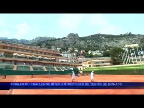 Le Palais Princier s'offre le doublé lors du Challenge Inter-Entreprises de Tennis de Monaco