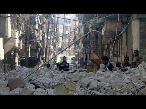 Συρία: Νέοι βομβαρδισμοί στο Χαλέπι