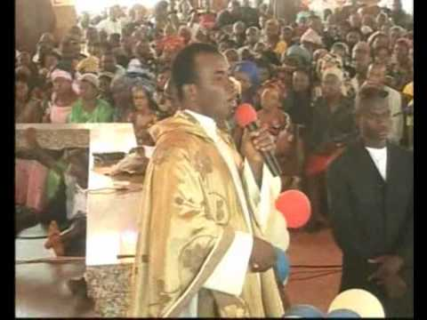 Rev. Fr. Ejike Mbaka (talk) - Your Family Is Delivered #1 Of 4