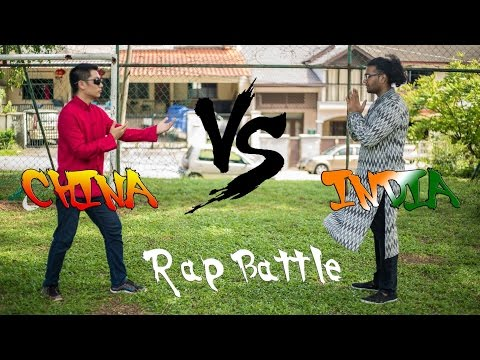 Video China VS India : RAP BATTLE download in MP3, 3GP, MP4, WEBM, AVI, FLV January 2017