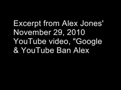 in q tel cia - Google & You Tube Ban Alex Jones http://www.youtube.com/watch?v=oVtfSO28Upw Nice one, Max Max Mosley's survival is a victory for the right to privacy. The Ne...