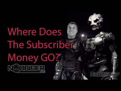 Where Does All The Sub Money Go - Star Citizen