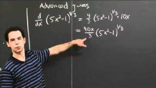 Antidifferentiation By Substitution | MIT 18.01SC Single Variable Calculus, Fall 2010