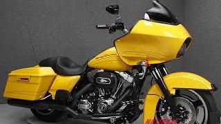 7. 2012  HARLEY DAVIDSON  ROAD GLIDE CUSTOM  - National Powersports Distributors