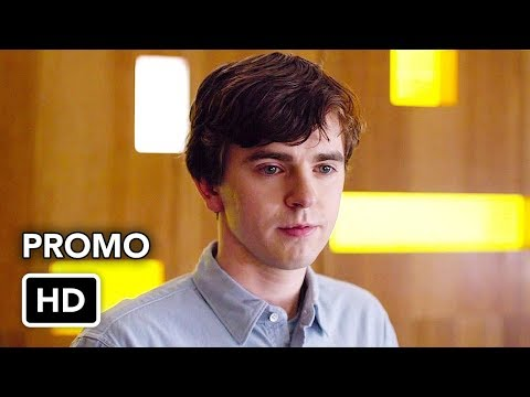 "The Good Doctor (ABC) ""Autism"" Promo HD - Freddie Highmore medical drama"