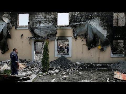Ουκρανία: Φονική πυρκαγιά σε παράνομο οίκο ευγηρίας