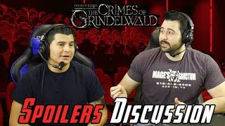 Video Fantastic Beasts: The Crimes of Grindelwald Spoilers Discussion MP3, 3GP, MP4, WEBM, AVI, FLV November 2018