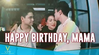 Video HAPPY BIRTHDAY MAMA #V-LOG MP3, 3GP, MP4, WEBM, AVI, FLV Oktober 2018