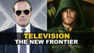 Agents Of SHIELD, Arrow : Marvel&DC Cinematic Universe On TV - Beyond The Trailer