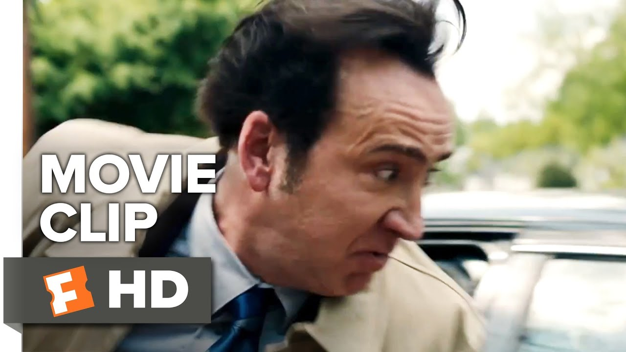 Beyond Good & Evil is Justice. Watch Nicolas Cage as a Vigilante Cop in Action-Thriller 'Vengeance: A Love Story' (Clip) with Don Johnson