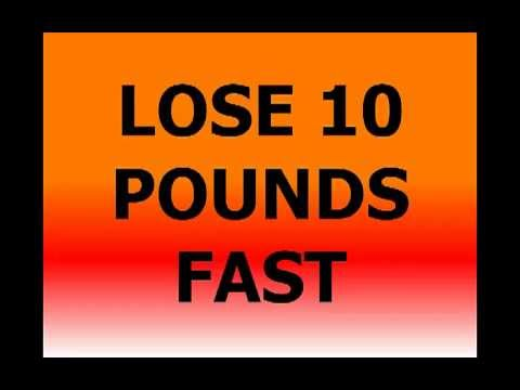 Lose 10 Pounds Fast: 7-Day Weight Loss Miracle Diet Proves To Be The BEST Way To Lose 10 Pounds Fast